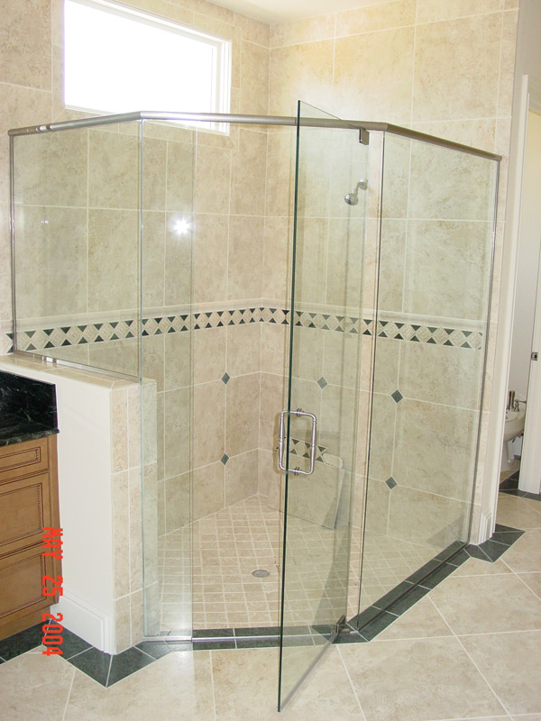 Stall Shower Doors Cape Coral, Florida