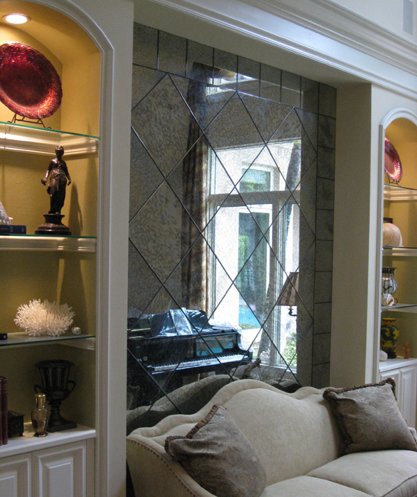 Antique Glass and Mirrors Naples, Florida