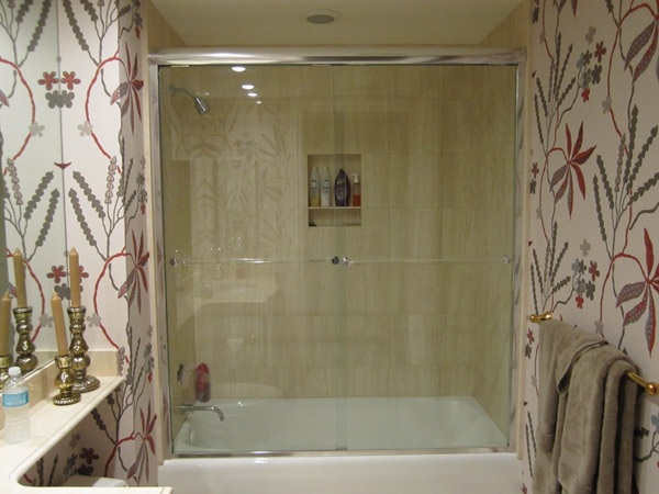 Chrome Shower Doors Naples, Florida