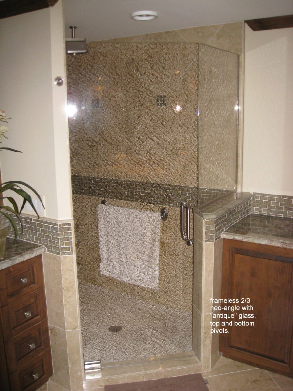 Custom Shower Doors Naples, Florida