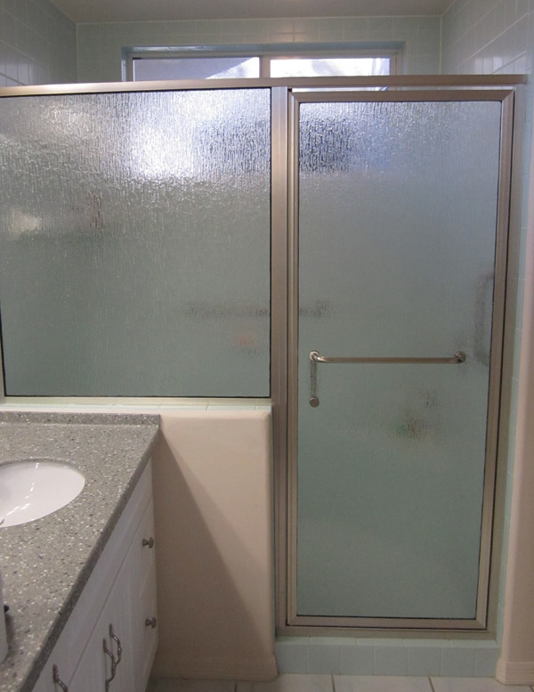 Framed Shower Doors Captiva, FLorida