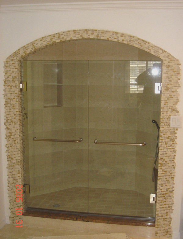 French Shower Doors Naples, Florida