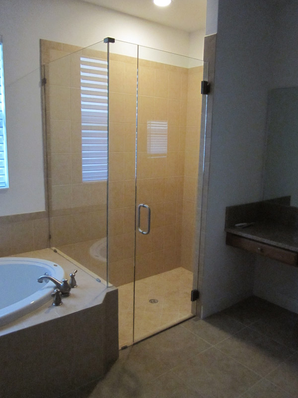 Glass Showers Bonita Springs, Florida