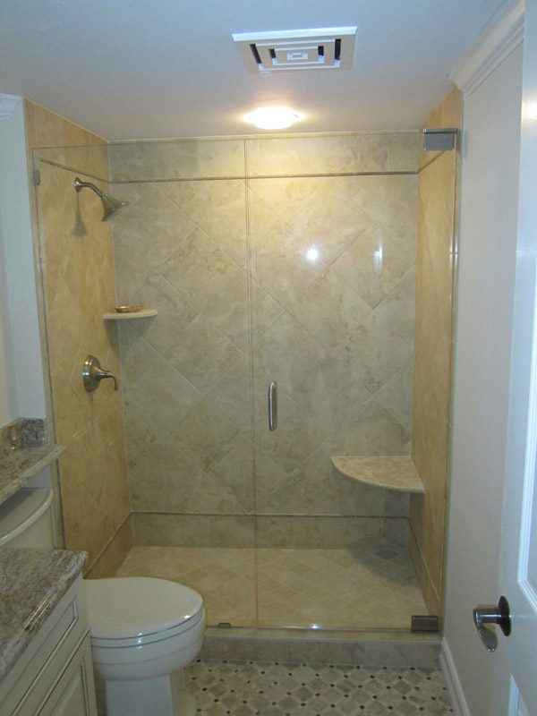 Trackless Shower Doors Ft Myers, Florida
